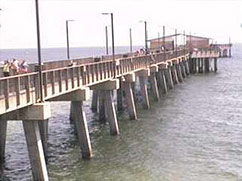 WebCams - Gulf Shores Pier