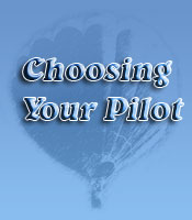 Choosing the RIGHT Pilot